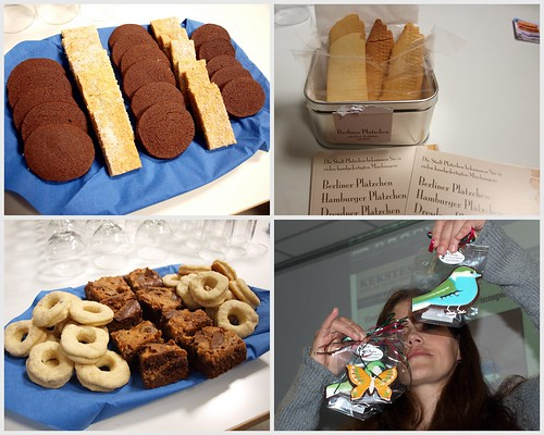 Circus Bookazine Blogslam mit Keks-Test