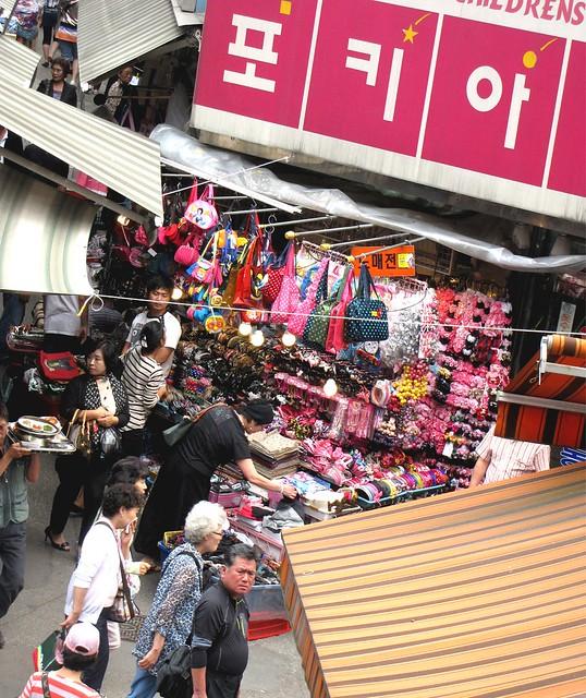 Korea Trip - N Market 1