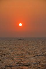 Going Home (dodo_ind) Tags: sunset india beach kerala anoop kannur