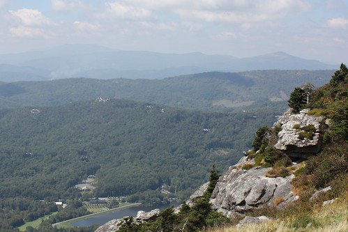 View from Grandfather Mountain