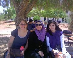 Elizabeth Cassidy, Jordan, Ruwwad