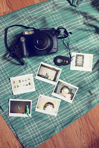 My New Fuji Instax Wide