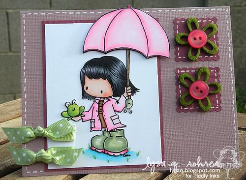 Rainy Day Donna