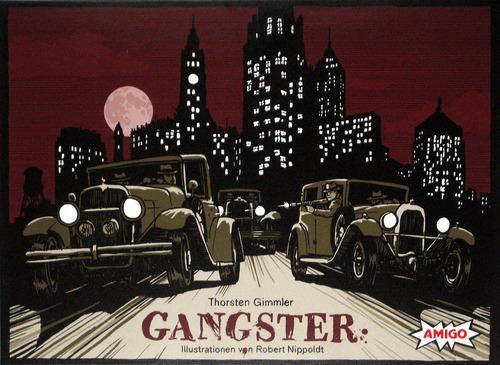настольная игра Гангстер ( Gangster )