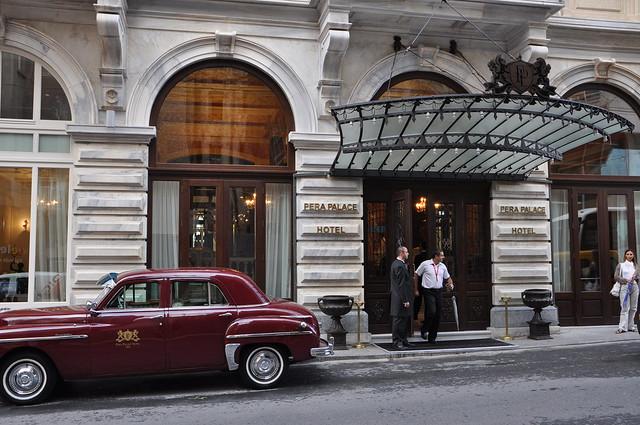 Hotel Pera Palace Istanbul - Estambul