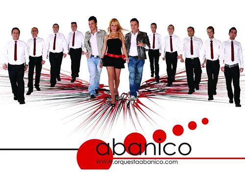 Abanico 2010 - orquesta - cartel