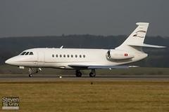 HB-IAU - 14 - Cat Aviation - Dassault Falcon 2000EX - Luton - 100121 - Steven Gray - IMG_6558