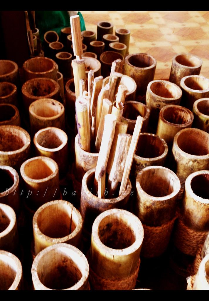 Bamboo Puttu Maker (Bamboo Steamer) for Sale