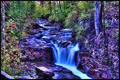 HDR #821 - Mark Creek Pic 3 (Pete's Photo Magic) Tags: canada psp pentax columbia british hdr topaz photomatix k20d