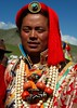 Khampa dude's finest attire (BetterWorld2010) Tags: tibetans coral festival gold amber necklace beads costume treasure dress jewelry tibet ring celebration bracelet amdo kham sichuan traditionalcostume 2009 litang headdress robes yushu 服饰 tibetanwoman 玉树 理塘 藏族 khampa golok lithang tibetangirl tribalcostume tibetanfestival 康巴 tibetanwomen