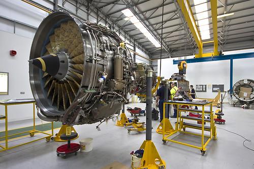 A Embraer Defesa e Segurança anunciou hoje a seleção do motor V2500-E5 para o KC 390