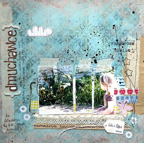 dmuchawce /dandelion