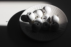 (blincom) Tags: light white home apple vegetables table design shadows mockup weiss obst attrappe neubert xxxlutz blincom