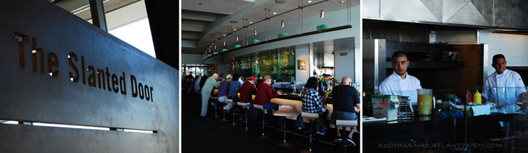 The Slanted Door, San Francisco
