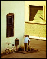 Lucca: Fetching Water (2 of 2)