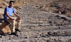 Stairs Nader |    (P A H L A V A N) Tags: stairs king iran d g dar n gaz kingdom r z iranian pars  nader   khorasan irani yuli farsi   yoli  fars  parsi razavi      dareh markazi     dargaz       kapkan        darehgaz     nardeban