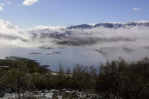 Norsko - Hardangervidda