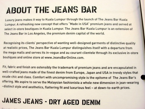 thejeansbar kl 1