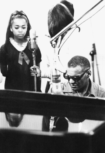 Ray Charles - Dreaming background singer