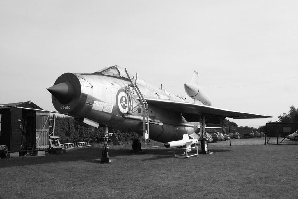 BAC Lightning F53