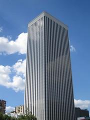 Torre Picaso (PakoGONZO) Tags: madrid espaa building spain edificio rascacielo torrepicaso