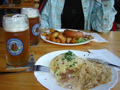 Gefilde und Bier in der Klosterbrauerei von Mettlach