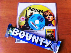 26.09.10 (sam.clements) Tags: london film apple domino bounty bluray