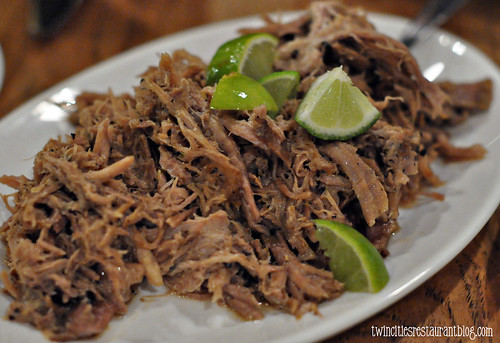 Pulled Pork at Brasa ~ St Paul, MN