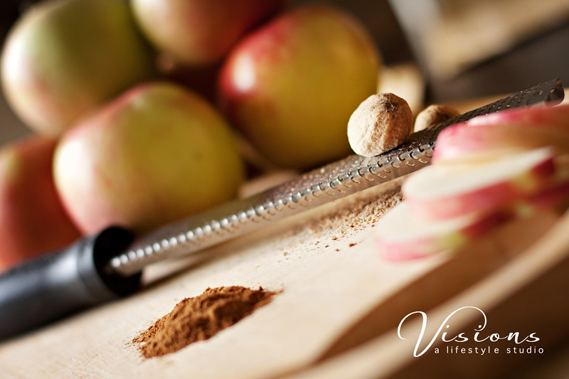 Cinnamon Nutmeg and Apples BLOG