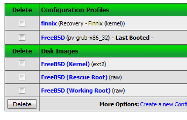 FreeBSD on Linode