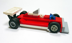 Ferrari 312 t4 (1979-South African Grand Prix) (bobalexander!) Tags: lego f1 villeneuve scheckter ferrari312t4