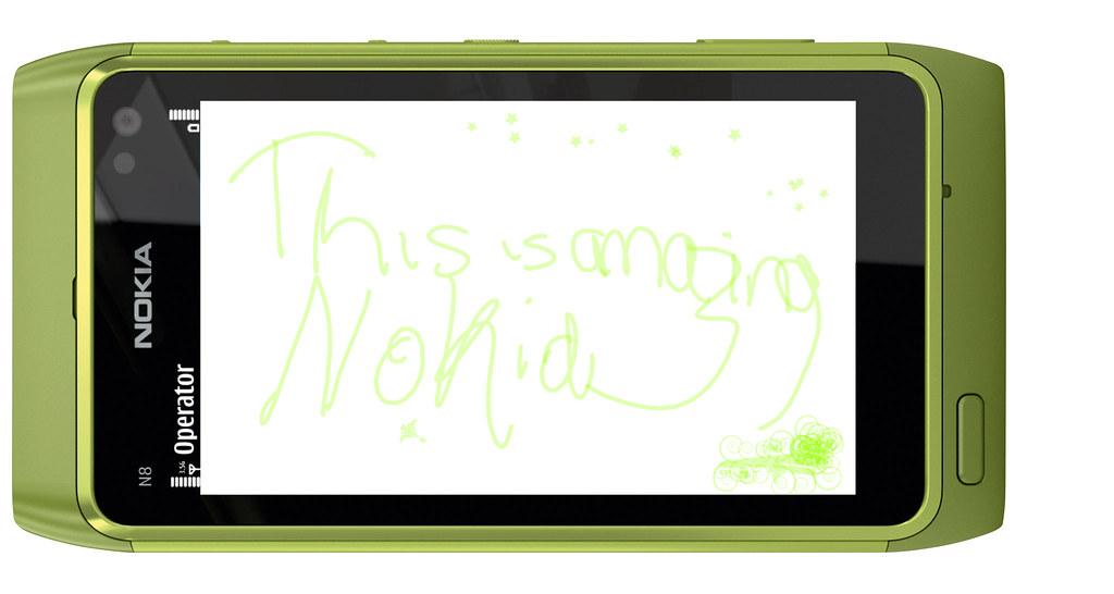 Amazing Nokia