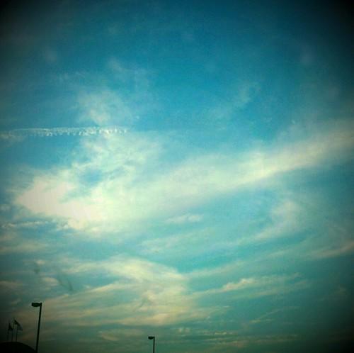 cool sky