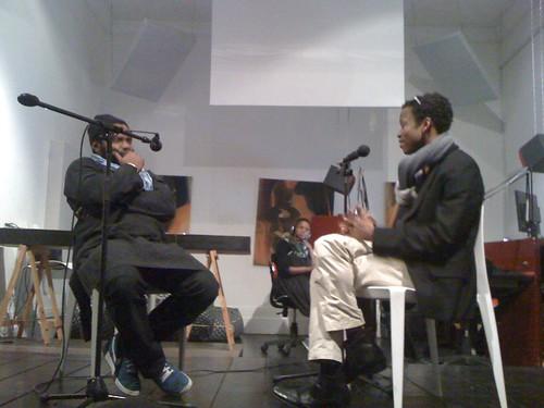 Faustin Linyekula speaks on More more more Future