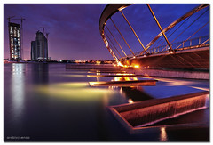 City of Light (arabischenab) Tags: night malaysia putrajaya damp urbanscape nikkor1835mmf3545difed nikond700