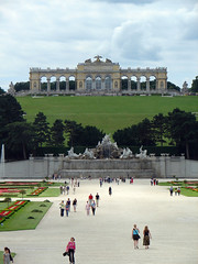 Schnbrunn Palace (Tjflex2) Tags: vienna wien new trip travel vacation holiday art history water fountain beautiful statue museum fun austria living cool interesting europe photos stage great royal landmarks objects roadtrip palace precious proof presentation concept conceptual visitors approach setting magnificent exciting day12 inform entertain mustsee aesthetic worthwhile schnbrunnpalace innerstadt habsburgs vindobona vindomina