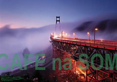 a popcorn morning (louie imaging) Tags: show sanfrancisco ca bridge light usa fog america dawn golden twilight gate san francisco day dynamic foggy jazz romance structure edge popcorn romantic local excitement enjoying exciting ambiance exhilarating colorphotoaward mygearandmepremium