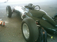 Old Faithful (74Mex) Tags: world old championship hill atmosphere graham 1962 goodwood 2010 faithful revival brm