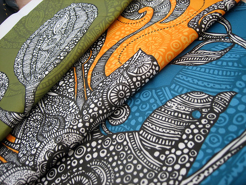 Fabrics for pillow covers