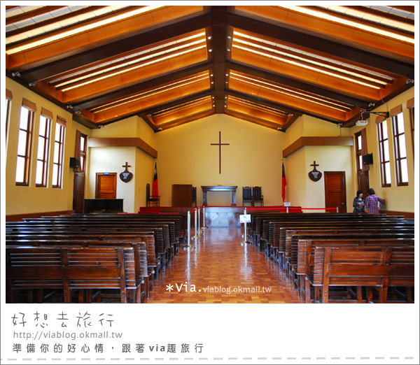【南投日月潭】日月潭私房景點之旅~耶穌堂9