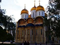 Mosc - Kremlin: Catedral de la Asuncin (Jesus_l) Tags: europa kremlin catedrales rusia mosc jesusl catedralasuncin