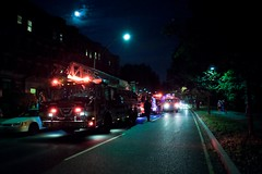 B.F.D. (gooseroxx) Tags: boston truck fire firemen ladder department bfd resuce