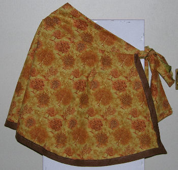 Autumn Apron, Reversed