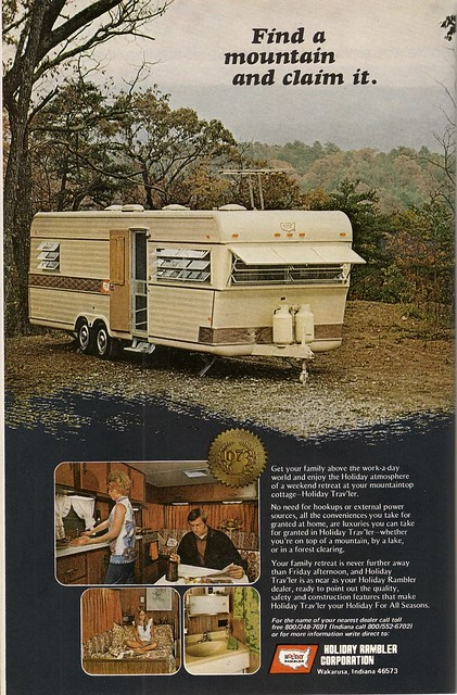 1970s Trailer Trash