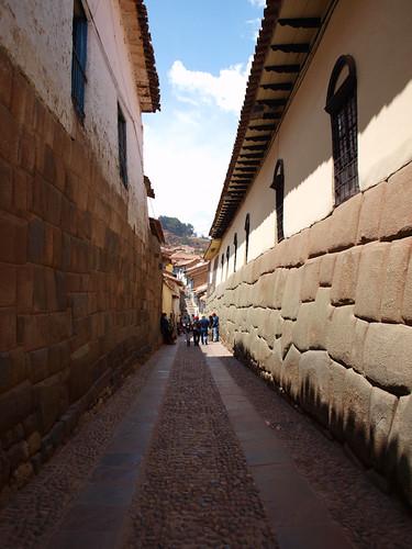 Calle Hatunrumíyoc (1)