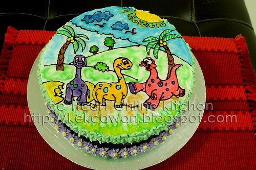 Cake Dino
