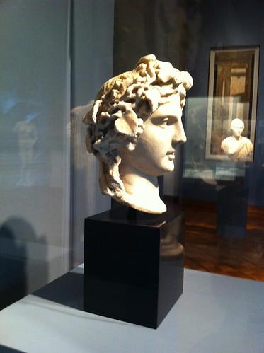 Bacchus at Art Institute, Chicago