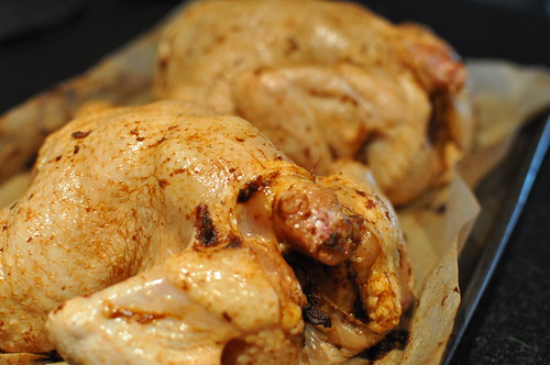 tender smoky bbq chicken recipe
