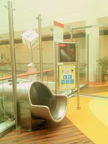 Empire Shopping Gallery - Lex Slide entrance 1