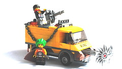 "Apoca-Van (""Squeezy"") Tags: punk lego apocaly"
